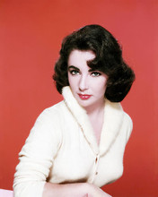 This is an image of Photograph & Poster of Elizabeth Taylor 289713