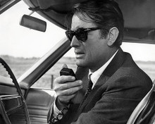 This is an image of Photograph & Poster of Gregory Peck 198307
