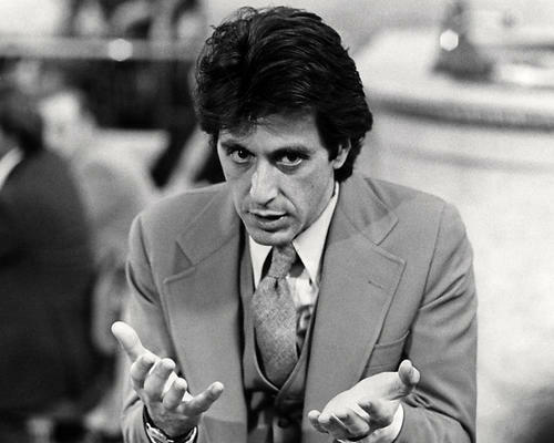 This is an image of Photograph & Poster of Al Pacino 198329