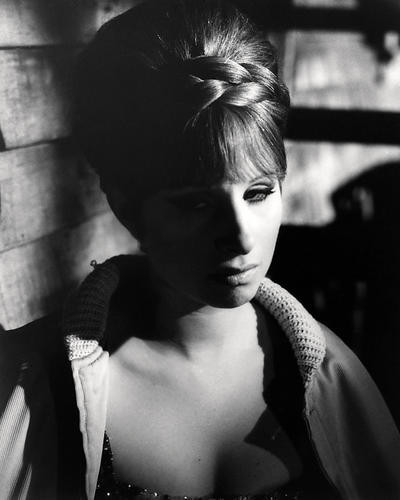 This is an image of Photograph & Poster of Barbra Streisand 198446