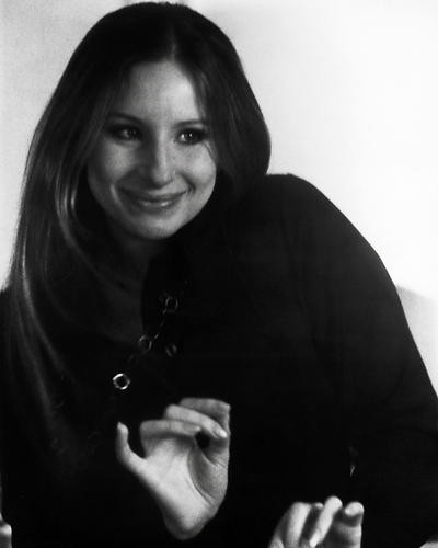 This is an image of Photograph & Poster of Barbra Streisand 198483