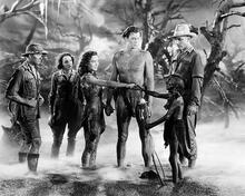 This is an image of Photograph & Poster of Tarzan and His Mate 198549