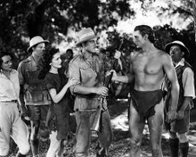 This is an image of Photograph & Poster of Tarzan and His Mate 198570
