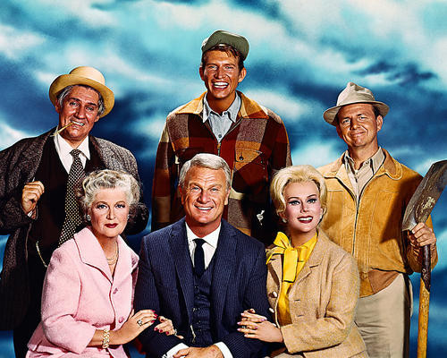 This is an image of Photograph & Poster of Green Acres 289909