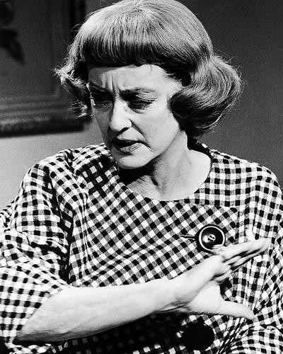 This is an image of Photograph & Poster of Bette Davis 198761