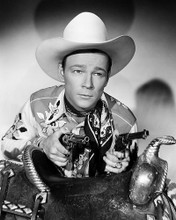 This is an image of Photograph & Poster of Roy Rogers 198790