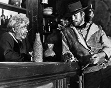 This is an image of Photograph & Poster of A Fistful of Dollars 198832