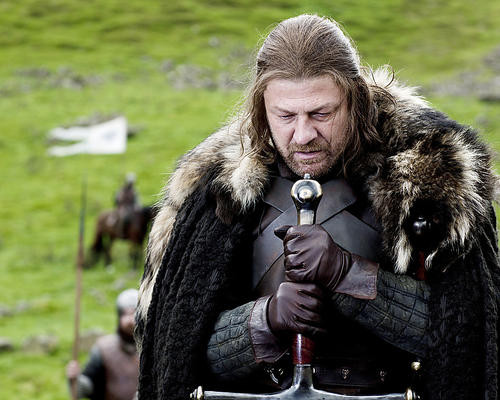 This is an image of Photograph & Poster of Sean Bean 289917