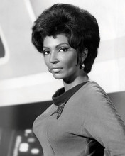 This is an image of Photograph & Poster of Nichelle Nichols 199017