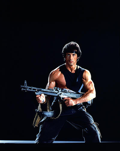 This is an image of Photograph & Poster of Sylvester Stallone 290083