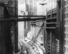 This is an image of Photograph & Poster of Metropolis 198877