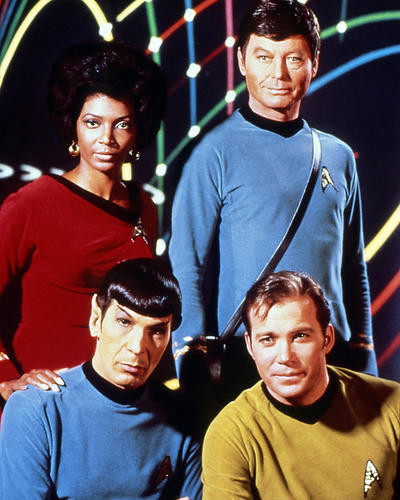 This is an image of Photograph & Poster of Star Trek 290252