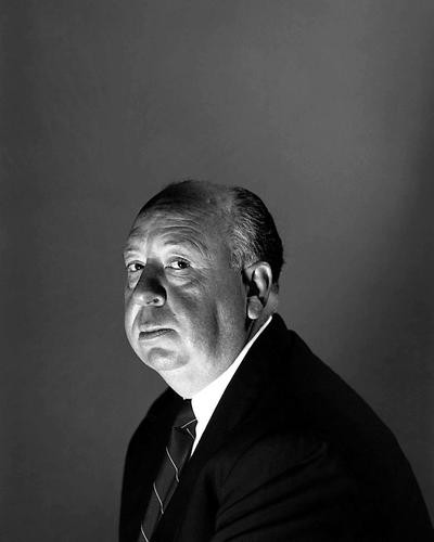 This is an image of Photograph & Poster of Alfred Hitchcock 199276