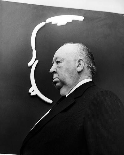 This is an image of Photograph & Poster of Alfred Hitchcock 199298