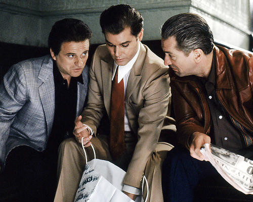 This is an image of Photograph & Poster of Goodfellas 290958