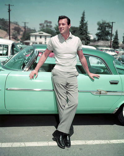 This is an image of Photograph & Poster of Rock Hudson 290960