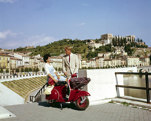 This is an image of Photograph & Poster of Rome Adventure 290970