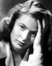 This is an image of Photograph & Poster of Ingrid Bergman 199317