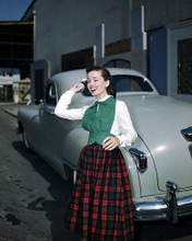 This is an image of Photograph & Poster of Ann Blyth 290390
