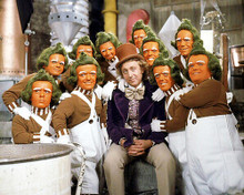 This is an image of Photograph & Poster of Willy Wonka 291122