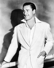 This is an image of 169315 Errol Flynn Photograph & Poster