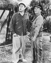This is an image of 171142 Bob Hope & Bing Crosby Photograph & Poster