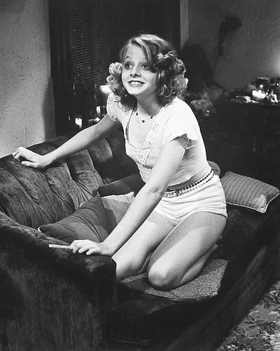 This is an image of 171770 Jodie Foster Photograph & Poster