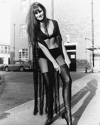 This is an image of 171802 Caroline Munro Photograph & Poster