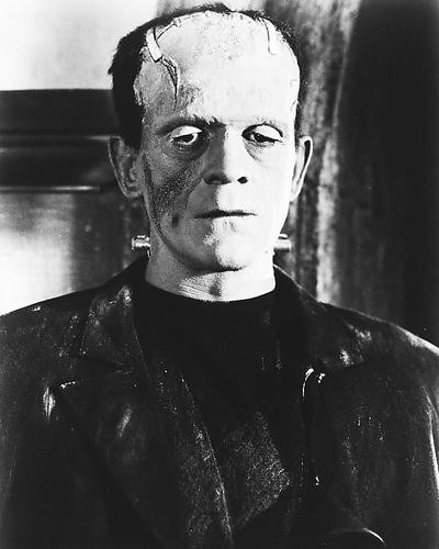 This is an image of 172154 Boris Karloff Photograph & Poster