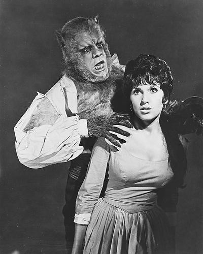 This is an image of 172225 Curse of the Werewolf Photograph & Poster