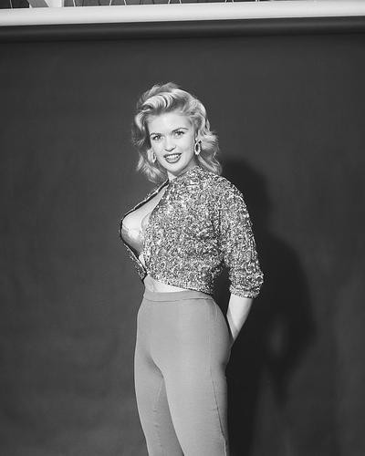 This is an image of 172257 Jayne Mansfield Photograph & Poster