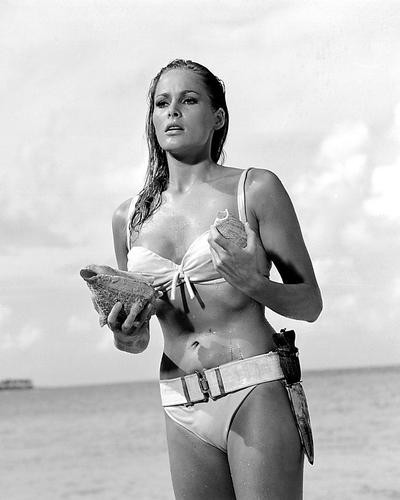 This is an image of 172434 Ursula Andress Photograph & Poster