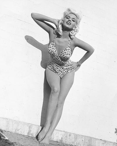This is an image of 173488 Jayne Mansfield Photograph & Poster