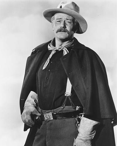 This is an image of 173528 John Wayne Photograph & Poster