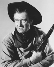 This is an image of 174310 John Wayne Photograph & Poster