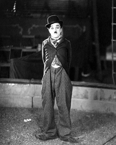 This is an image of 175353 Charlie Chaplin Photograph & Poster