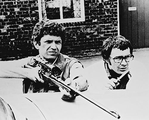 This is an image of 176369 The Professionals Photograph & Poster