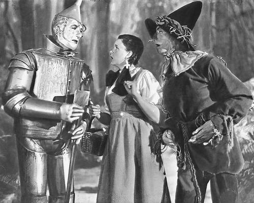 This is an image of 176394 The Wizard of Oz Photograph & Poster