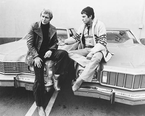This is an image of 177835 Starsky and Hutch Photograph & Poster