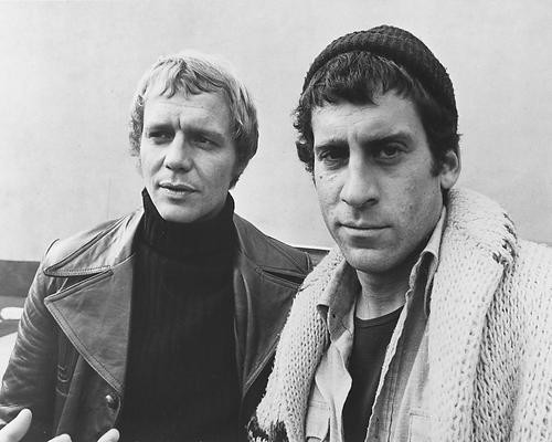 This is an image of 177836 Starsky and Hutch Photograph & Poster