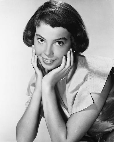 This is an image of 178198 Leslie Caron Photograph & Poster