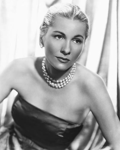 This is an image of 178239 Joan Fontaine Photograph & Poster