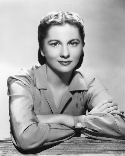 This is an image of 178240 Joan Fontaine Photograph & Poster