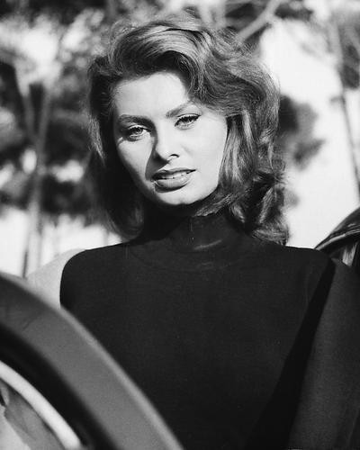 This is an image of 178279 Sophia Loren Photograph & Poster