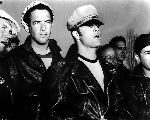 This is an image of 178379 Marlon Brando Photograph & Poster