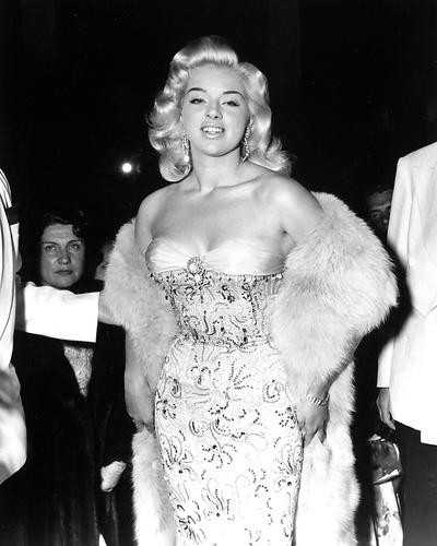 This is an image of 178413 Diana Dors Photograph & Poster