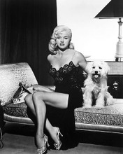 This is an image of 178420 Diana Dors Photograph & Poster