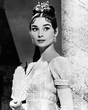 This is an image of 178453 Audrey Hepburn Photograph & Poster
