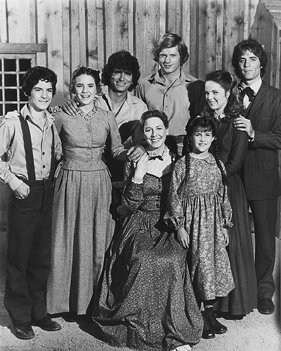 This is an image of 178657 Little House on the Prairie Photograph & Poster