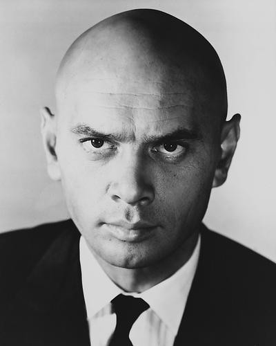 This is an image of 178892 Yul Brynner Photograph & Poster